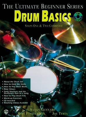 Drum Basics: Steps One and Two Combined