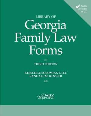 Library of Georgia Family Law Forms
