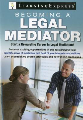 Becoming a Legal Mediator