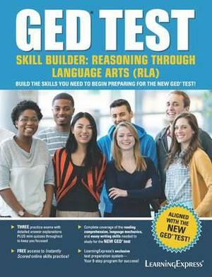 Ged(R) Test Skill Builder: Language Arts, Reading
