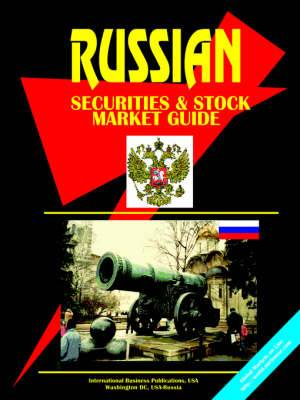 Russian Securities and Stock Market Guide