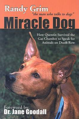 Miracle Dog: How Quentin Survived the Gas Chamber to Speak for Animals