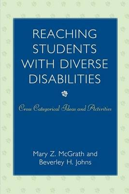 Reaching Students with Diverse Disabilities: Cross-categorical Ideas and Activities