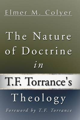 Nature of Doctrine in T. F. Torrance's Theology