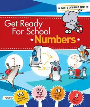 Get Ready for School: Numbers