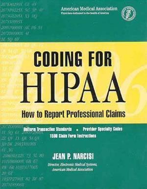Coding for HIPAA