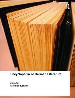 Encyclopedia of German Literature