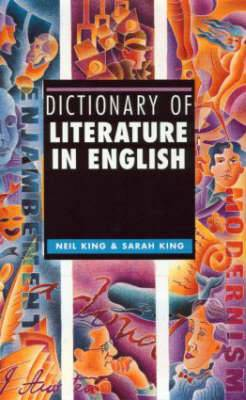 Dictionary of Literature in English