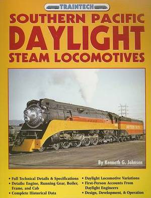 Southern Pacific Daylight Steam Locomotives
