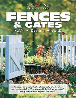 Fences and Gates: Plan-Design-Build