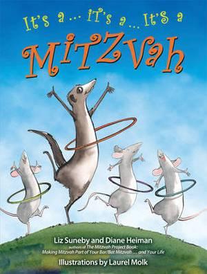 It's a - it's a - it's a Mitzvah