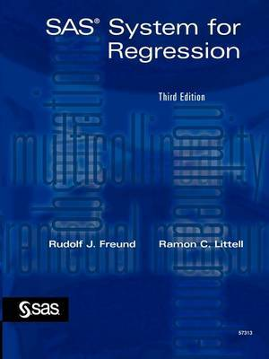 SAS System for Regression, Third Edition