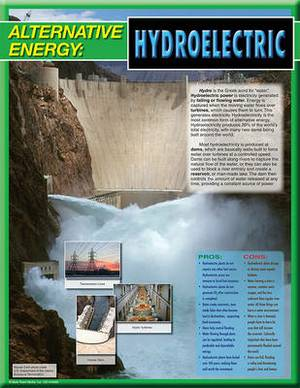 Alternative Energy Chart: Hydroelectric