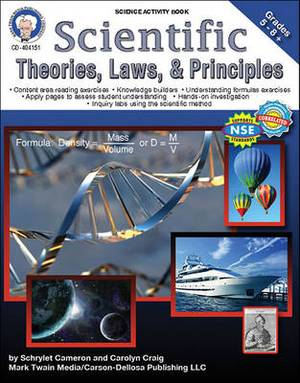 Scientific Theories, Laws, & Principles