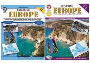 Exploring Europe, Grades 5 - 8