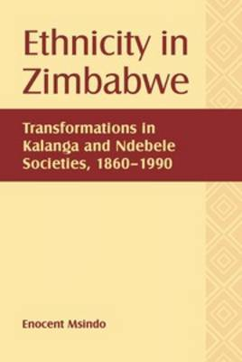 Ethnicity in Zimbabwe: Transformations in Kalanga and Ndebele Societies, 1860-1990