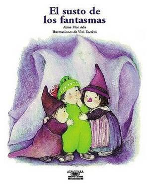 El Susto de Los Fantasmas (What Are Ghosts Afraid Of?)