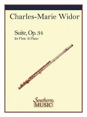 Suite Op. 34 No. 1: Flute