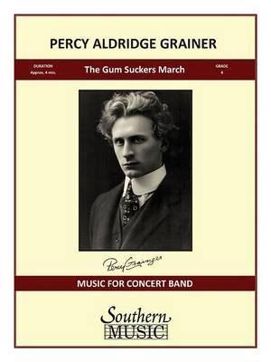 Gum Suckers March (Gumsuckers Gum-Suckers): With Full Score & Condensed Score