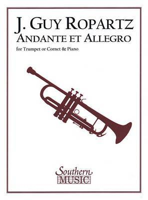 Andante and Allegro: Trumpet