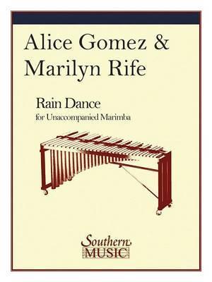 Rain Dance: Marimba Unaccompanied