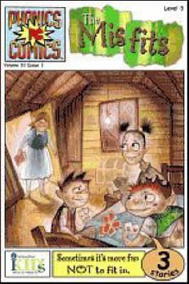 The Misfits: Phonics Comics