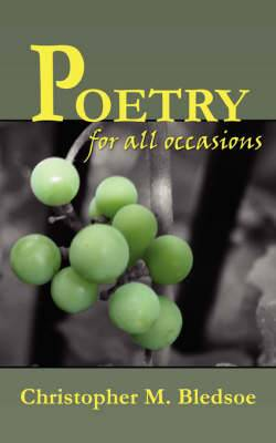 Poetry for All Occasions