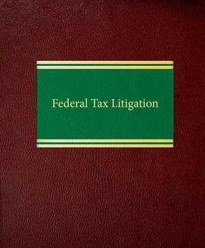Federal Tax Litigation