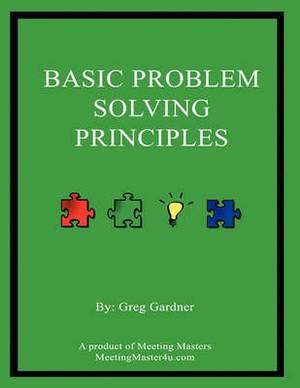 Basic Problem Solving Principles
