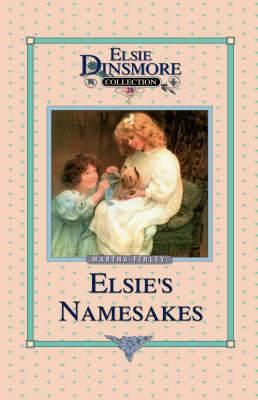 Elsie and Her Namesake, Book 28