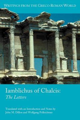 Iamblichus of Chalcis: The Letters