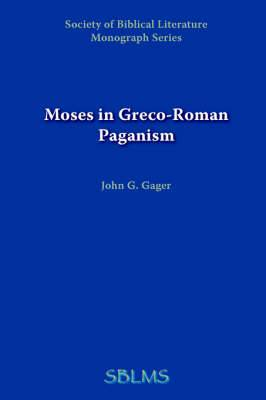 Moses in Greco-Roman Paganism