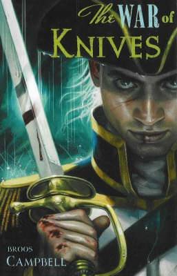 The War of Knives: A Matty Graves Novel