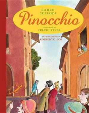 Pinocchio (Illustrated)