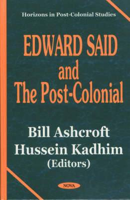 Edward Said and the Post-Colonial