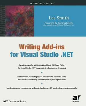 Writing Add-ins for Visual Studio .NET