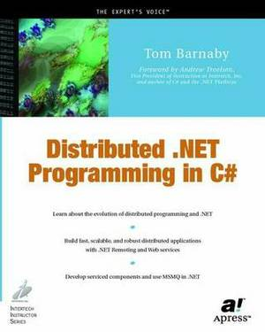 Distributed .Net Programming in C