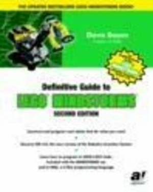 Dave Baum's Definitive Guide to LEGO Mindstorms: 2003