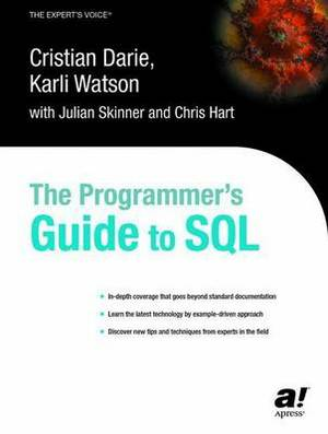 The Programmer's Guide to SQL