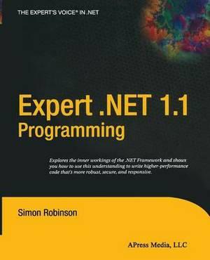 Expert .NET 1.1 Programming