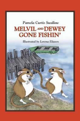 Melvil and Dewey Gone Fishing