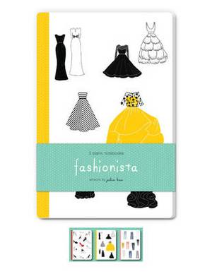 Fashionista Blank Notebooks