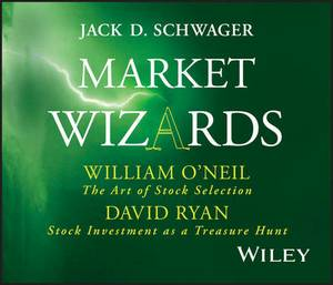 Market Wizards: Interviews with William O'neil Anddavid Ryan, Disc 7, Audio CD