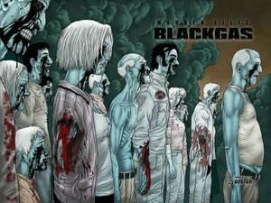 Warren Ellis Blackgas