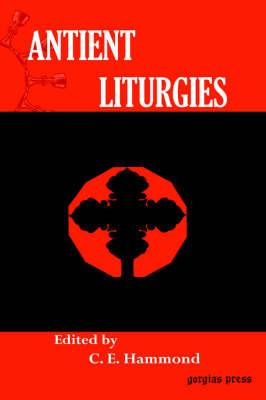 Antient Liturgies