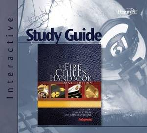 The Fire Chief's Handbook - Interactive Study Guide