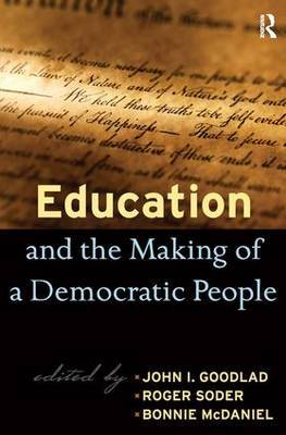 Education and the Making of a Democratic People