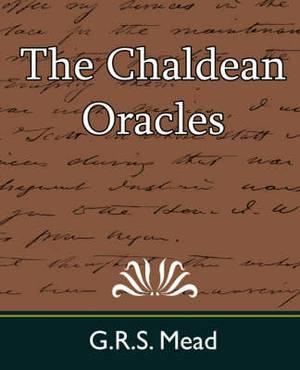 The Chaldean Oracles
