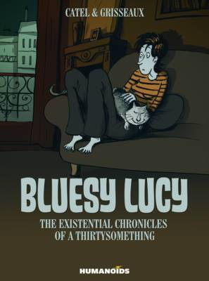 Bluesy Lucy: The Existential Chronicles of a Thirtysomething