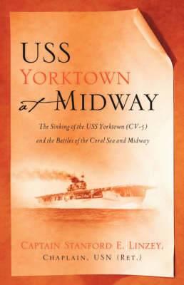 USS Yorktown at Midway